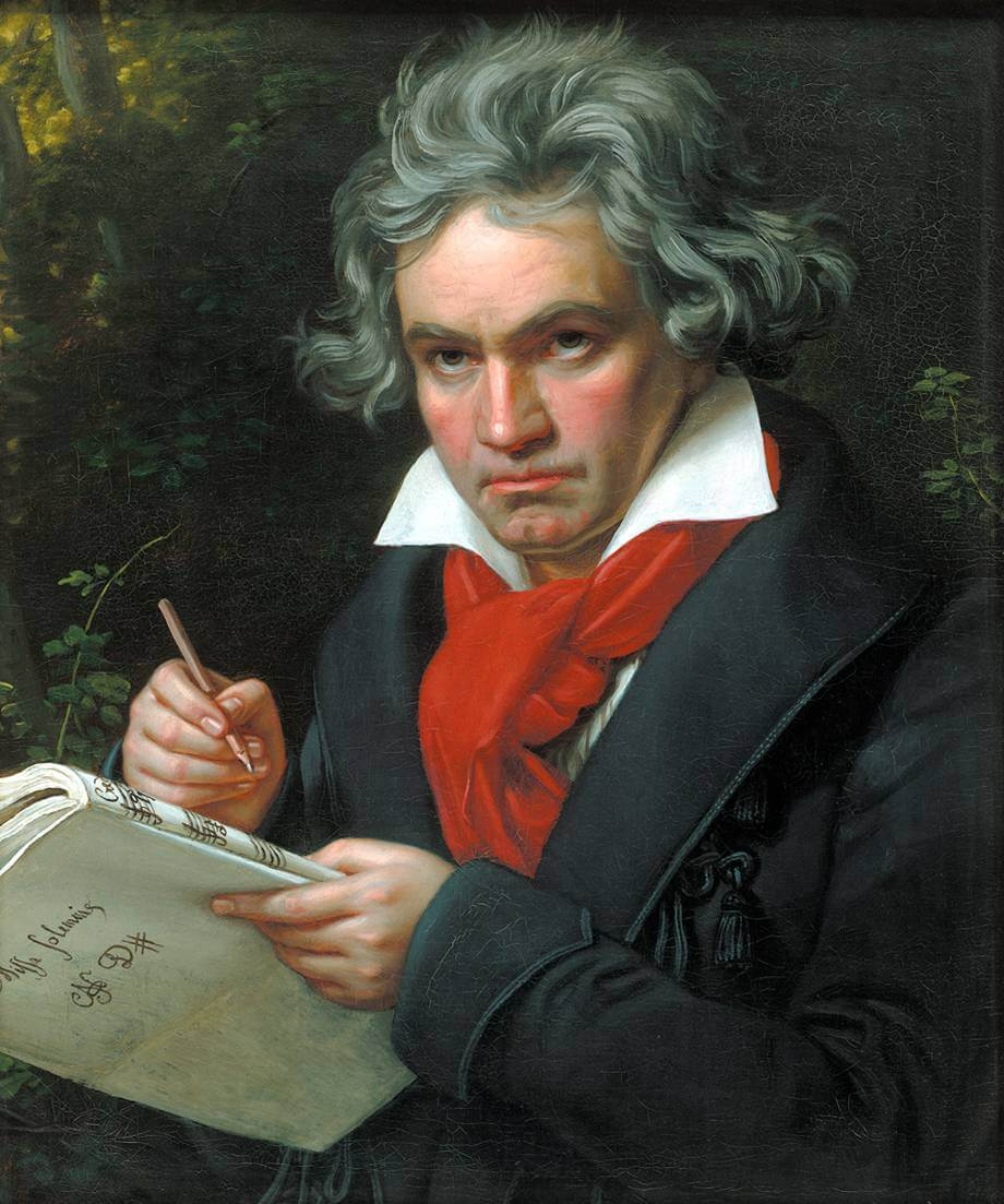Beethoven's 241st