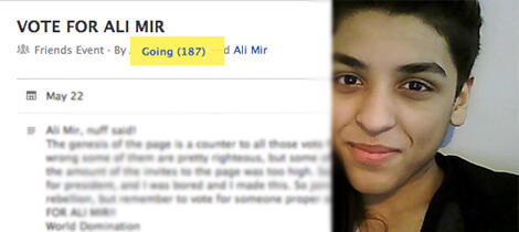 Who is Ali Mir?