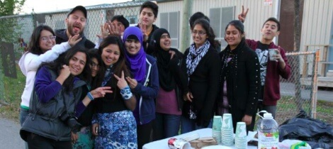 Thorncliffe Youths' Fence Reclamation