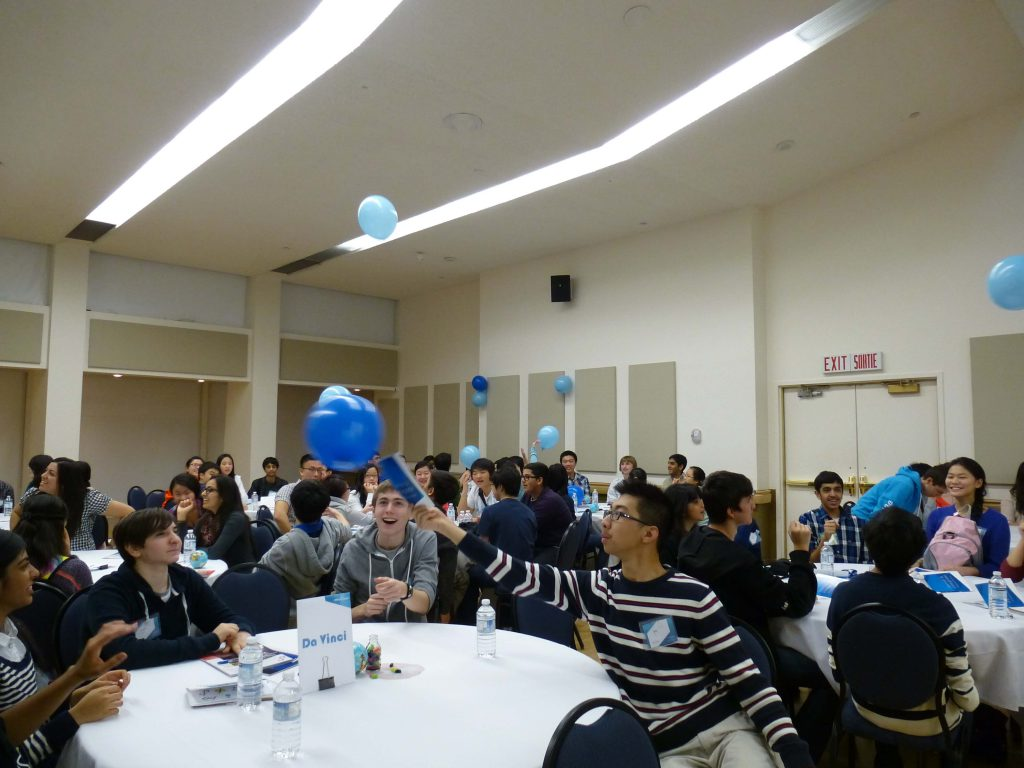 'Derive and Integrate': Science Expo's 2013 Student Networking Conference