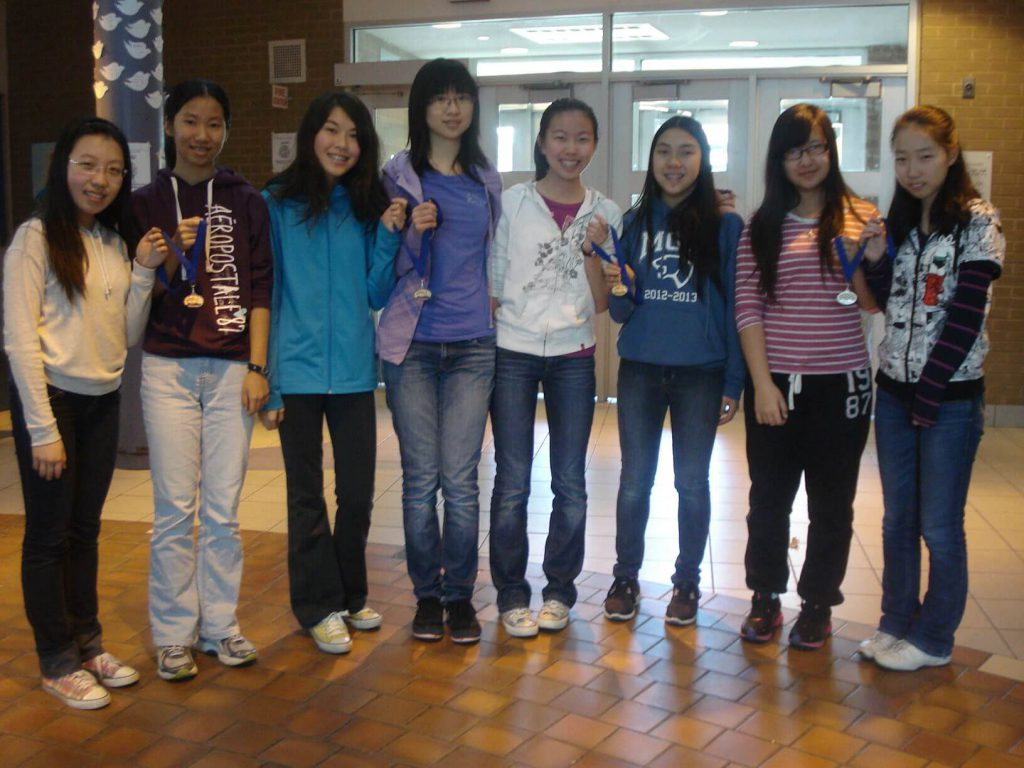 MGCI Strikes Gold at Regional Science Fair