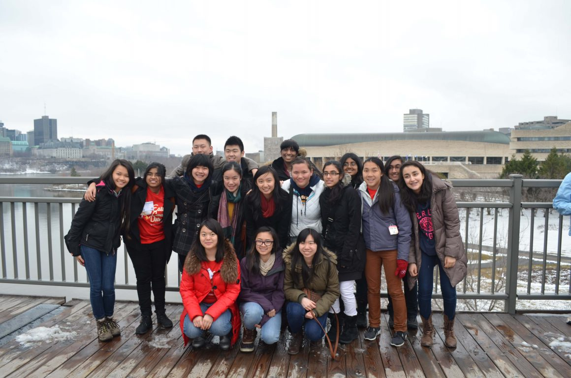 Key Club at Eastern Canada District Convention