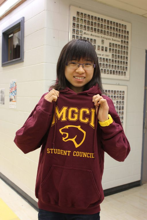 MGCI Sweaters: By the Students, For the Students