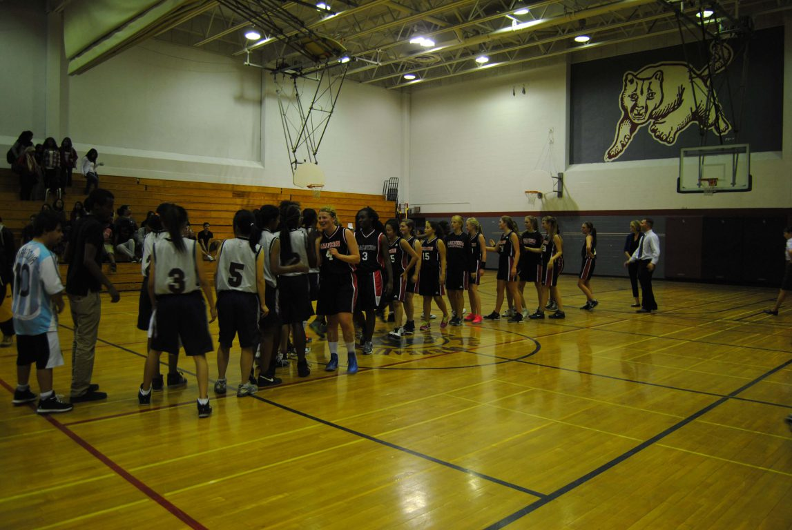 Girls' Basketball Season Starts