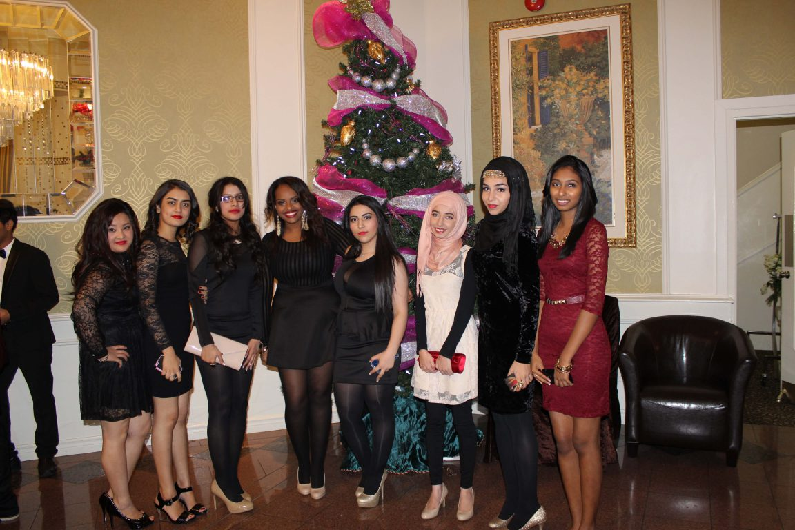 Semi-Formal 2013: A Night at Ellas