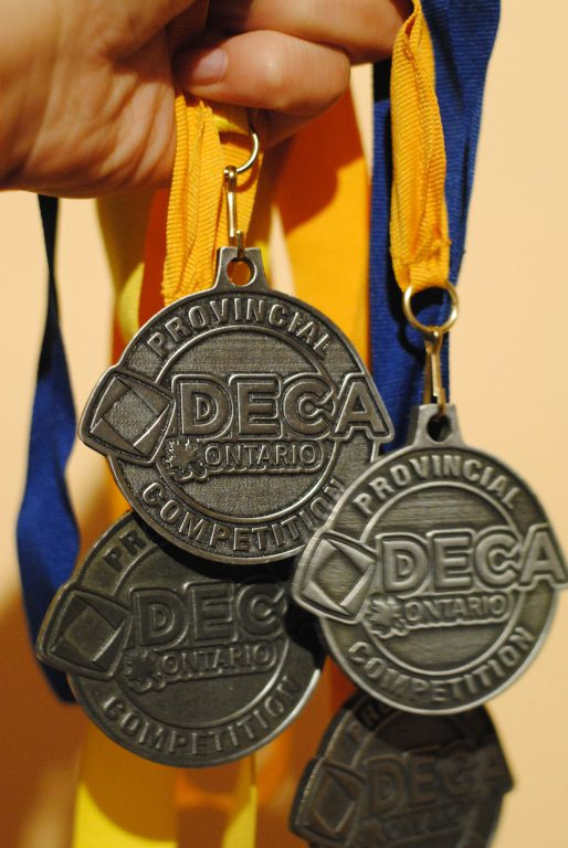 Wins and Losses at DECA Ontario