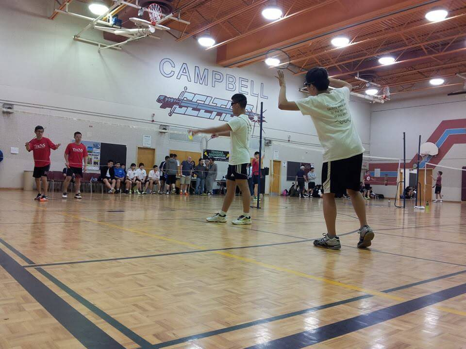 OFSAA Badminton, Here We Come
