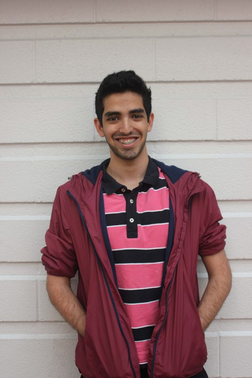 Zameer Bharwani Named Valedictorian of Class 2014