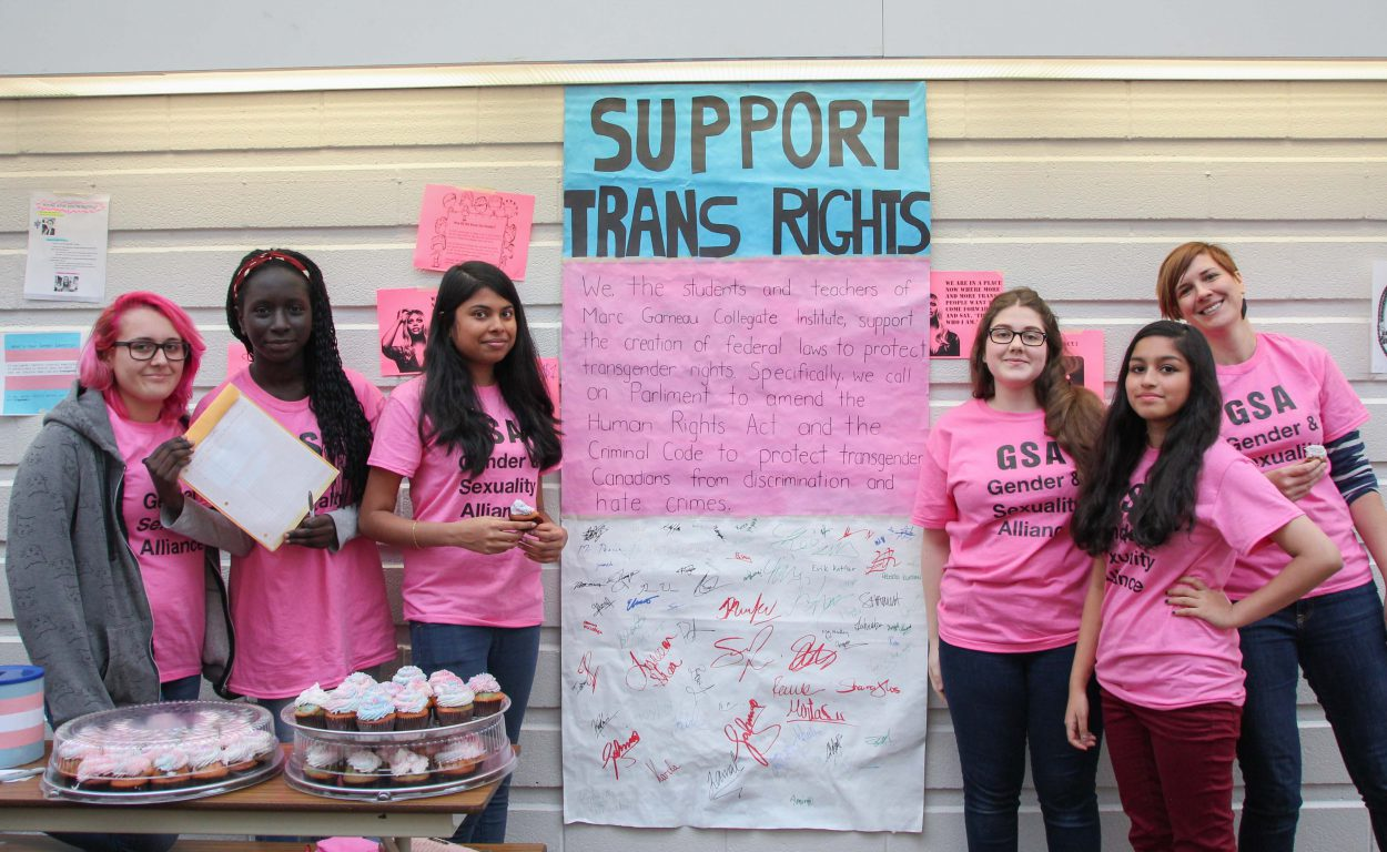 Trans-Remembrance Week: A Truly Transformative Issue