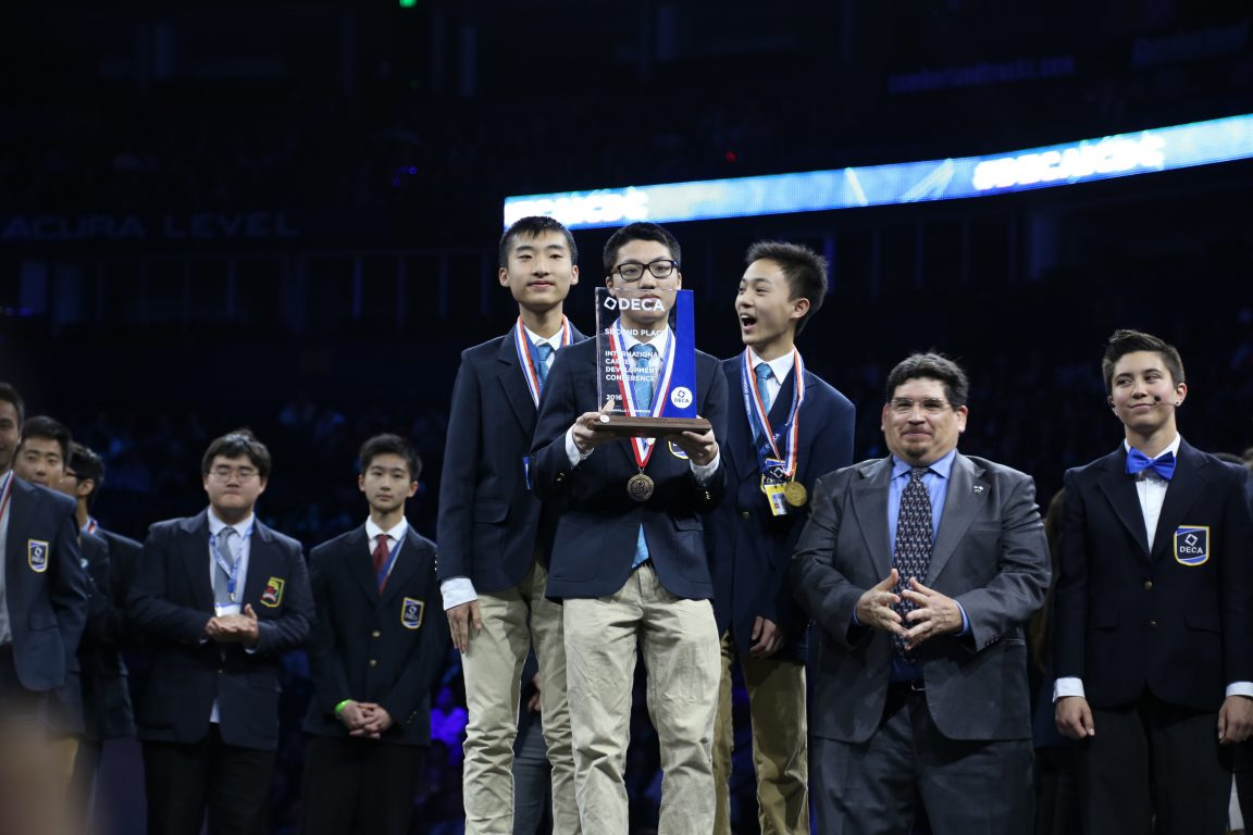 Travelling to Tennessee: Garneau Competes in ICDC