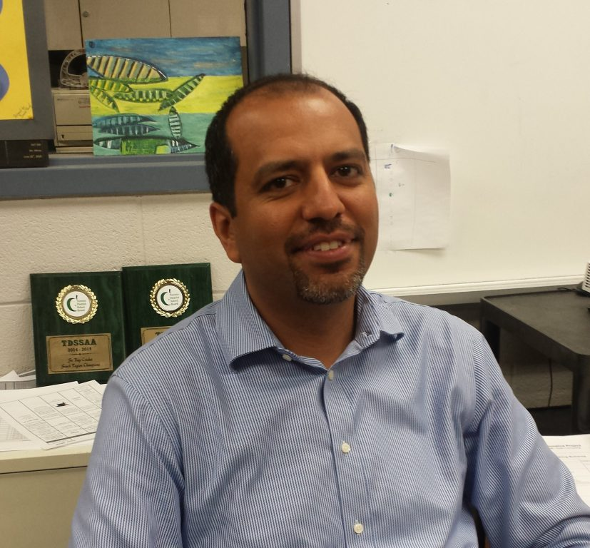 Teacher Feature: Mr. Mirza