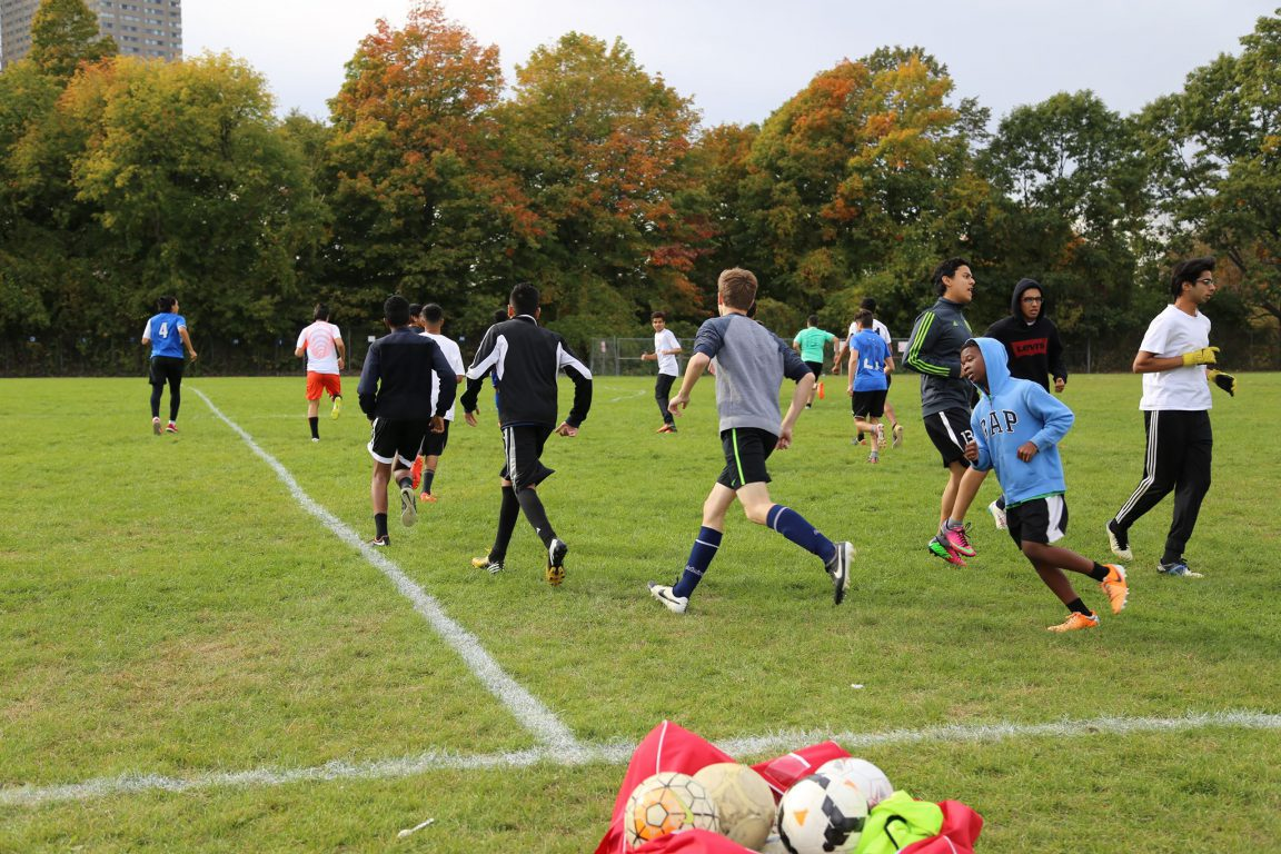 Soccer: Cougars Lose 6 – 4 to Central Toronto Academy