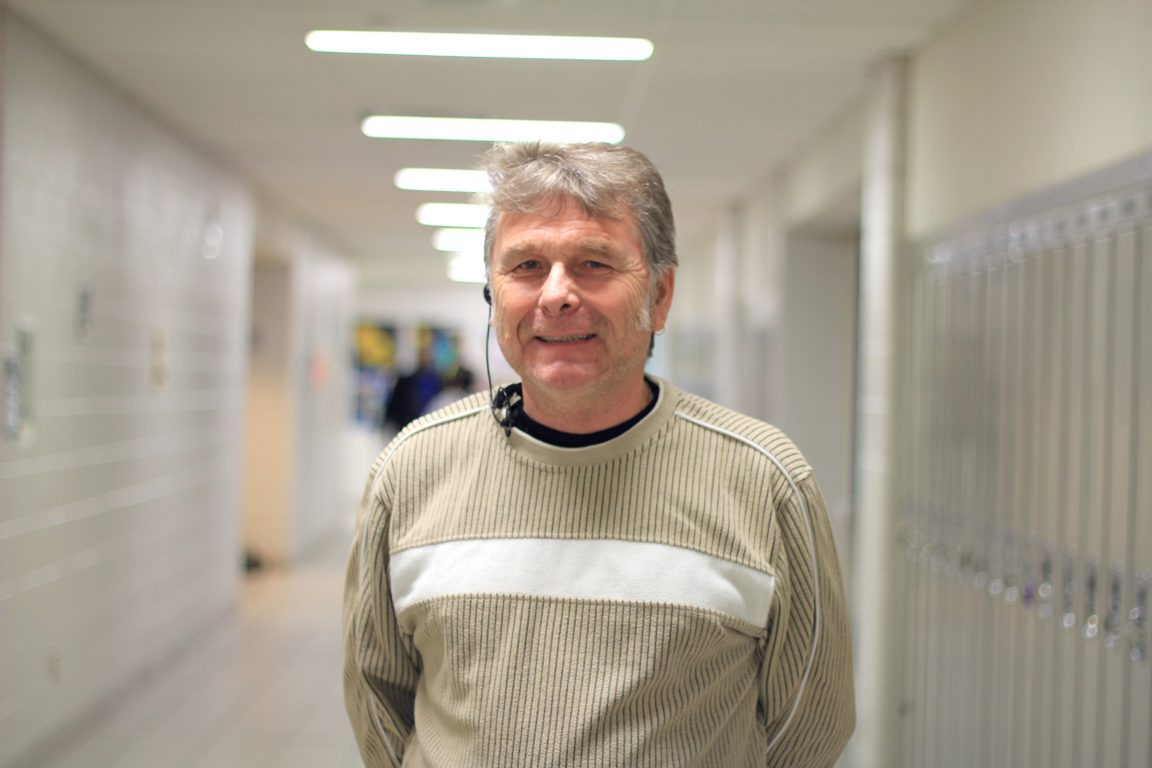 Teacher Feature: Kenny