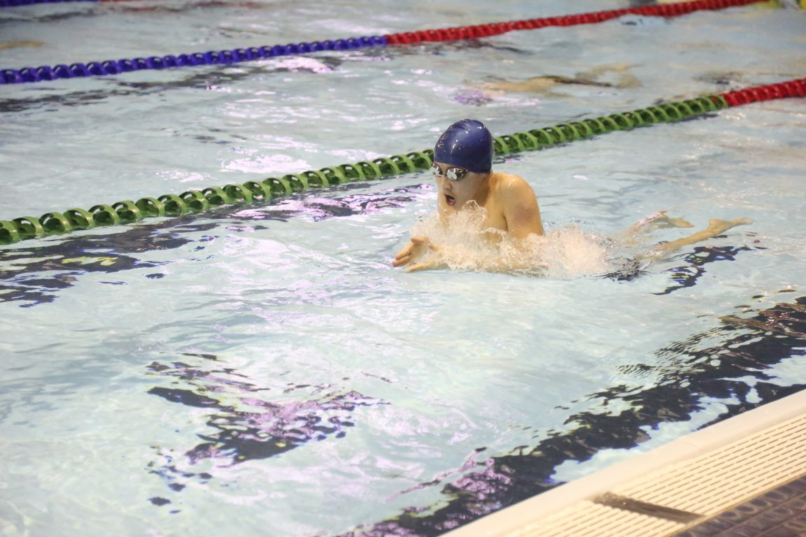 Swim Team Makes a Splash at OFSAA