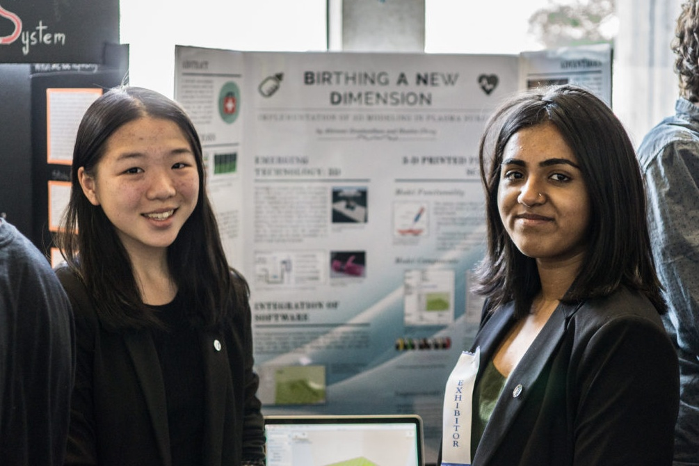 MGCI Qualifies for Canada-Wide Science Fair