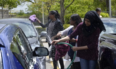 Key Club Car Wash for SCAW