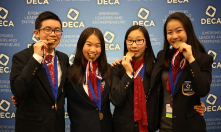 Achievement in Anaheim: MGCI DECA to ICDC