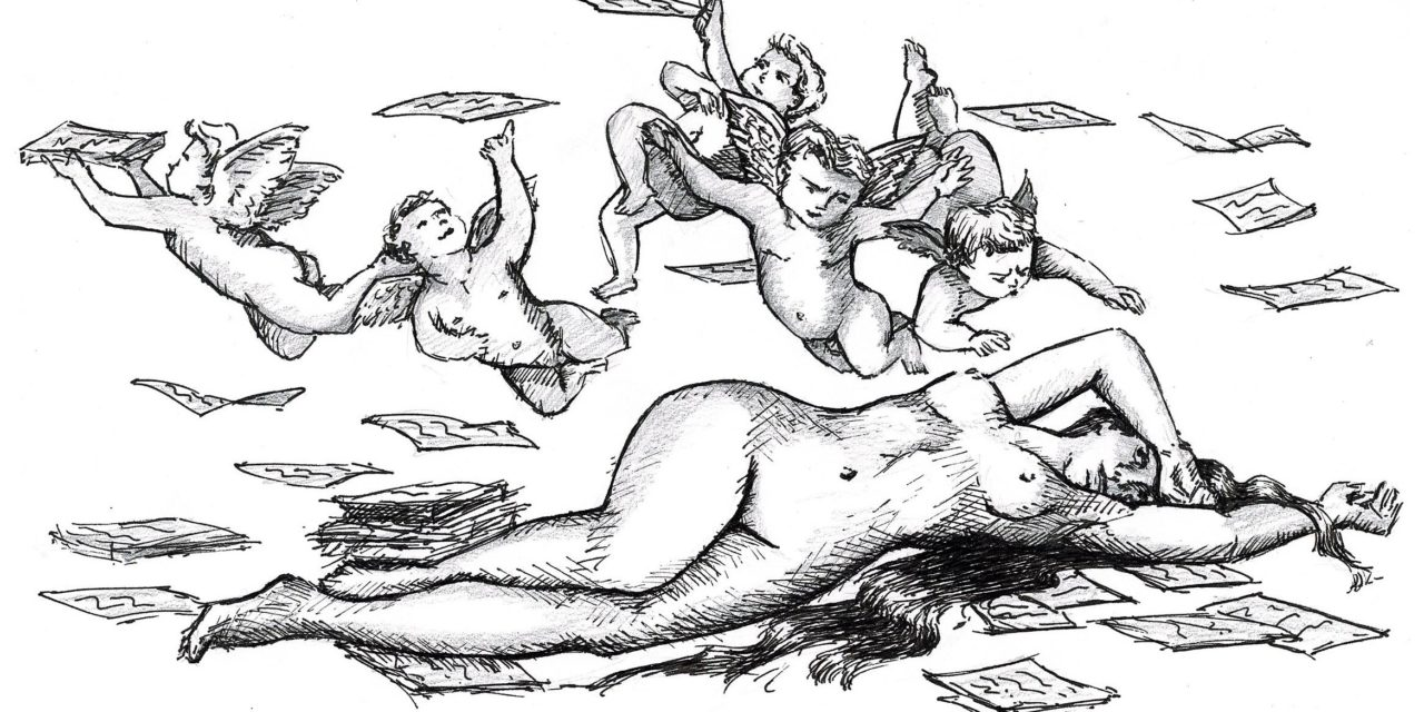 Venus, Cupid, Folly, and Time