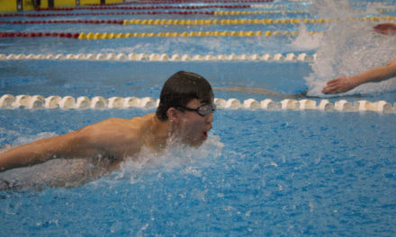 MGCI Plunges into Swim Championships