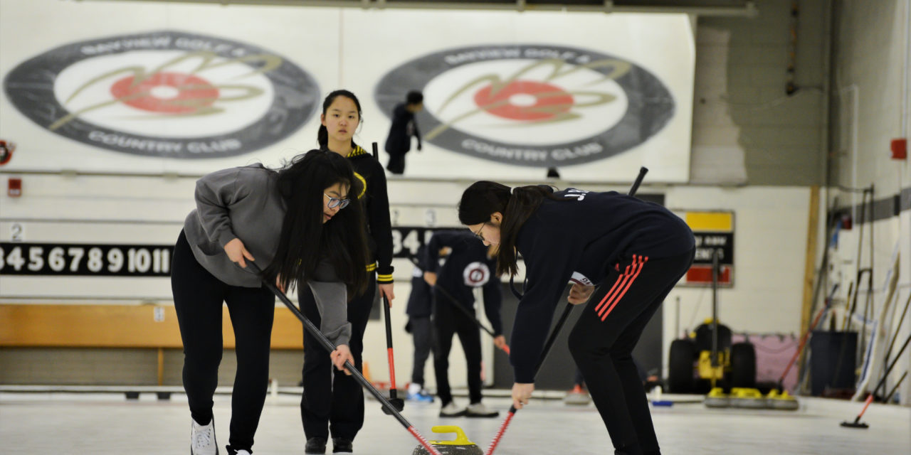 An Undefeated Season: MGCI Co-Ed Curling