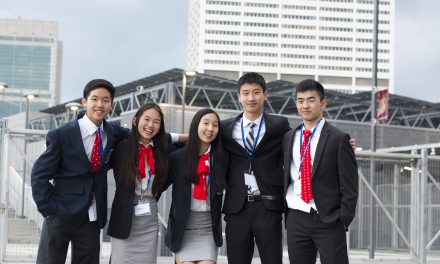 MGCI DECA Reaches New Heights in Atlanta