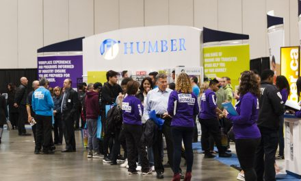 Finding Futures: The Ontario College Information Fair