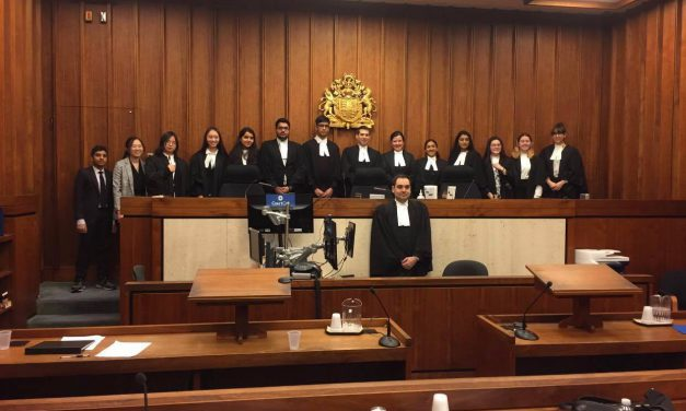 Charter Challenge: Arguing an Appeal for Justice