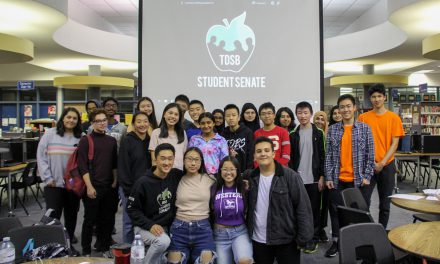 TDSB Student Senate: Voicing your opinion