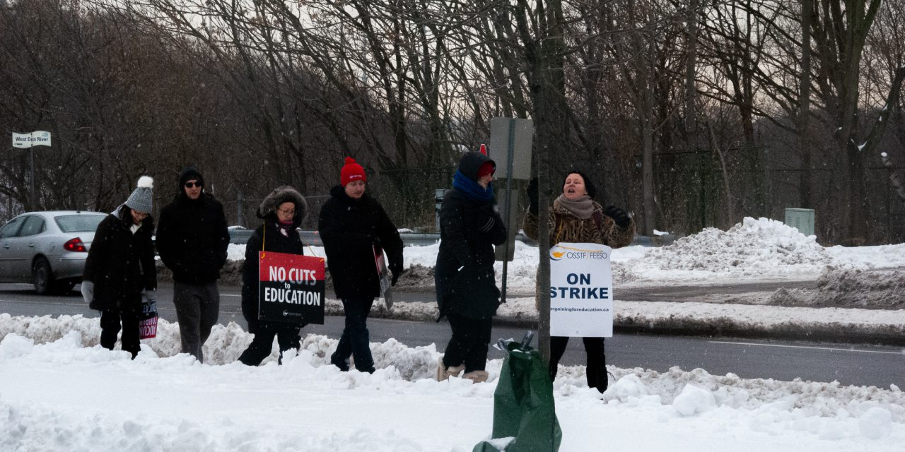 Fighting for the Future: OSSTF Battles for Better Education