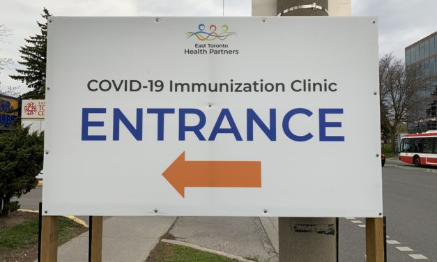 Large COVID-19 Vaccine Roll Out In Thorncliffe and Flemingdon Park