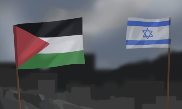 Why is Everyone Talking About Israel and Palestine?